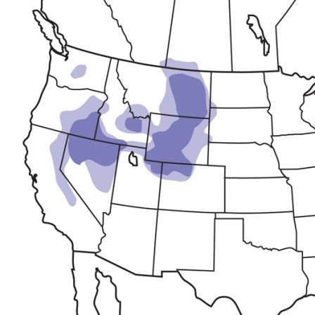 Greater Sage Grouse map 0